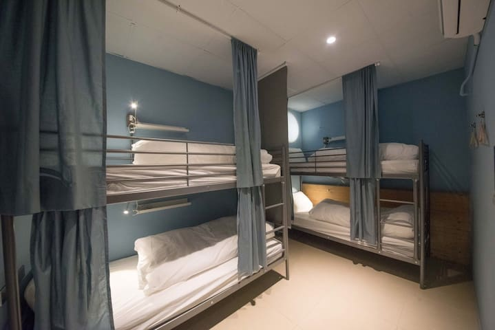 Deer Traveler Hostel  Female dorm (4 people) 2B-4