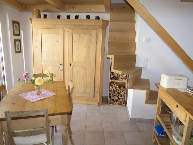 2.5 room apartment in Graubünden - Tschiertschen - Tschiertschen - Appartement