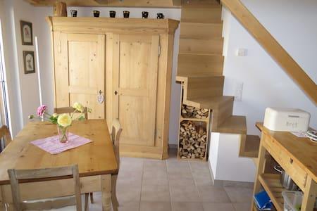 2.5 room apartment in Graubünden - Tschiertschen - Tschiertschen
