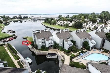 Stunning Waterfront Lake Conroe - Montgomery - Wohnung
