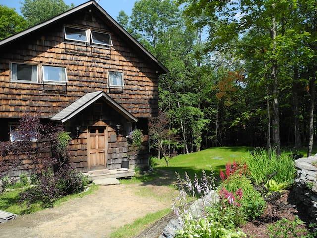 The Warren Falls Inn: Room Three - Warren - Casa