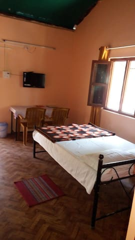 Dev Homestays- Home away from Home (Private Room) - Sawantwadi - Wikt i opierunek