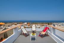 Roof Garden Sea View