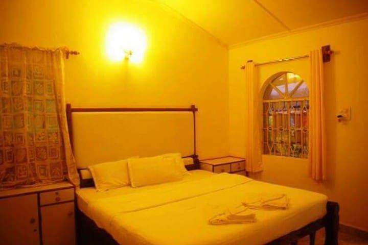Dlx AC homes @ Zappia Cove Resort - canacona, South Goa - Bed & Breakfast