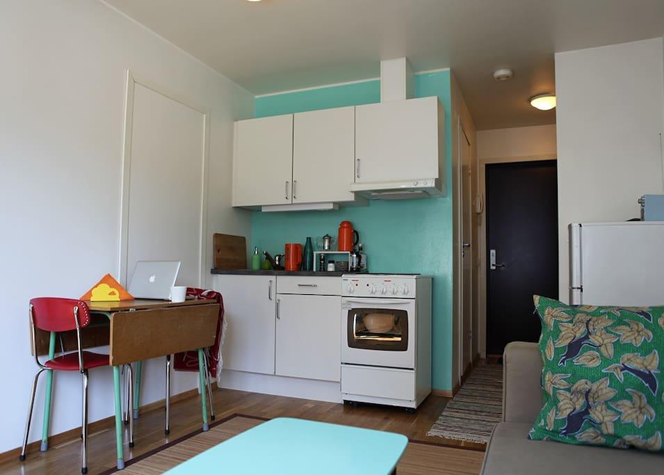 Kjøkken/Kitchen