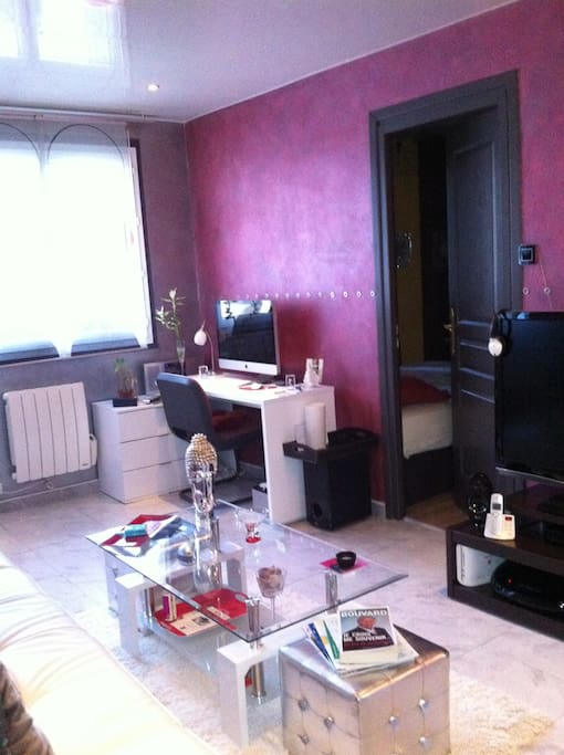 Appartement moderne confortable refait neuf flats for - Appartement moderne confortable douillet ...