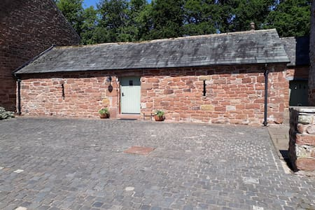 The Byre at Thistlewood Tower Cumbria