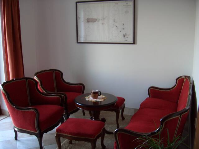 Apartments Carpe Diem -Double Room with Balcony and Sea View