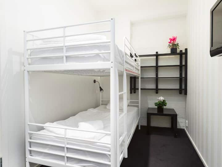 Twin Room @ Stockholm Hostel (Windowless)