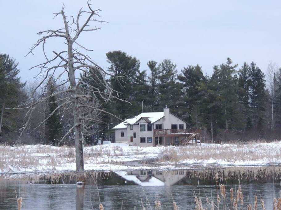 Gateway To Lake Superior On 237 Acres W 10 Ponds Houses