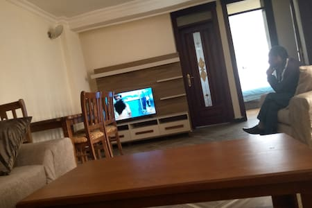 Furnished two bed room condominium guest house
