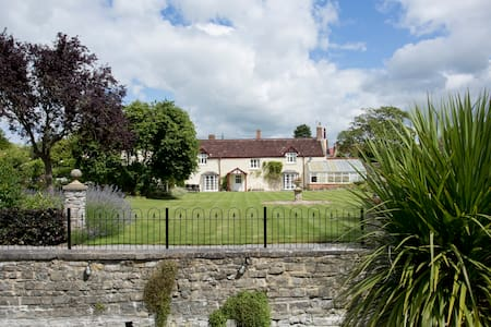 Cossington Park House & Cottage - Cossington - Casa