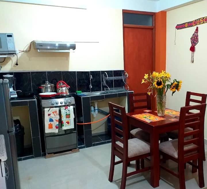 ¨Apartamento Adolfo's¨- primer piso