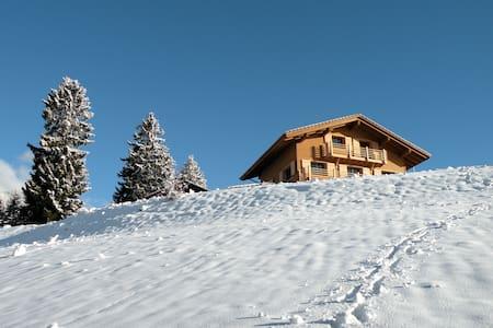 Ayurvedana - La Roche - Dağ Evi