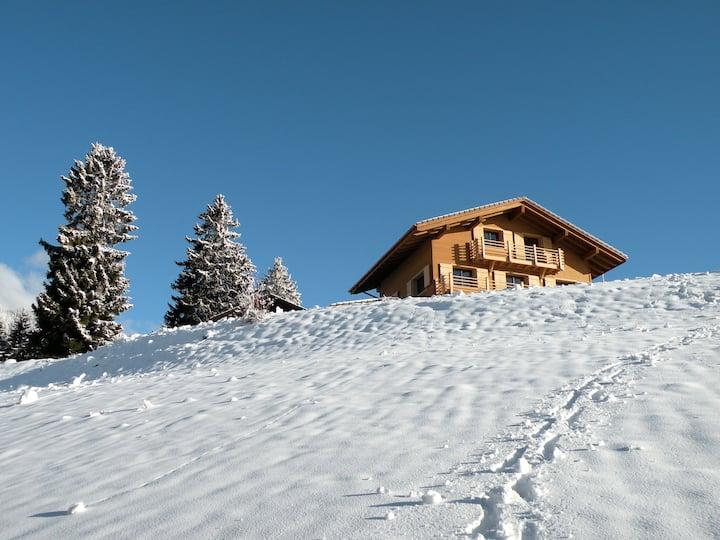 Promenade, ski, retraite et ayurveda