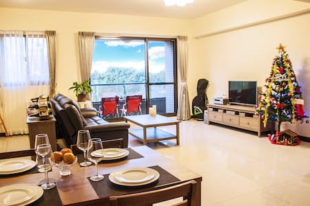 New House/Conveniently Located/Airport/Nite Market - Taoyuan District - Leilighet