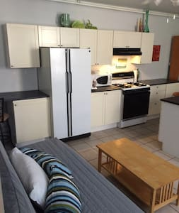 Quiet 1 bdrm/bath big kitchen charming Fells Point - Baltimore - Appartement