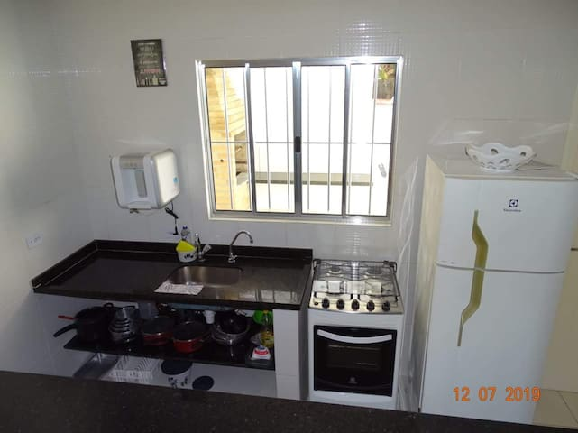 Casa em Residencial, ampla e confortável (II)