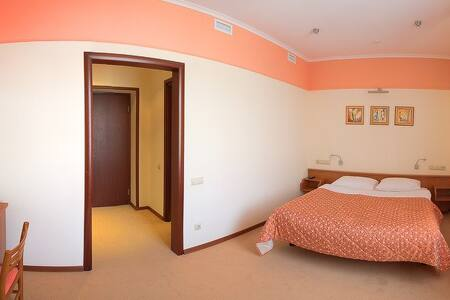 Pride-Hotel: Стандартный 2-местный номер 2 кровати