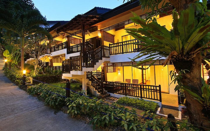 The Strand Boutique Resort
