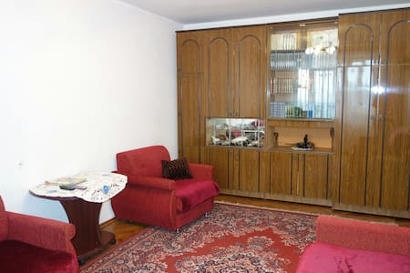 3 rooms apartment, downtown