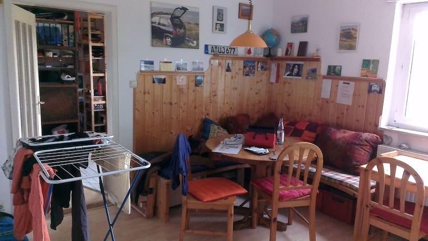2-Zimmer Wohnung im Herrenbach (Stadtviertel) - Augsburg - Pis