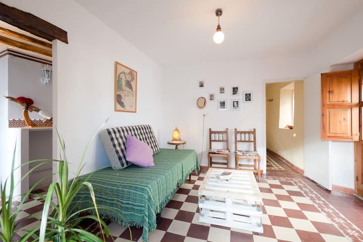 Apartamento Típico del Albayzín