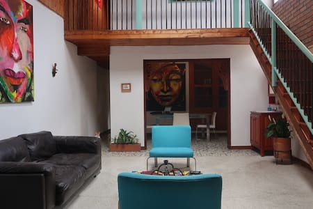 Casa Coffee Jerico ,Triple Room- 3 twin beds .