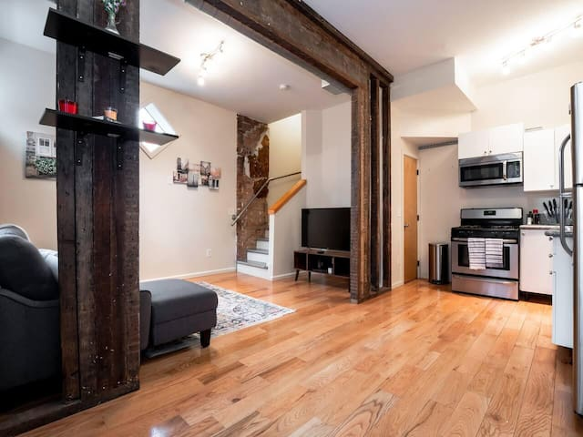 Beautiful Apartment in OTR