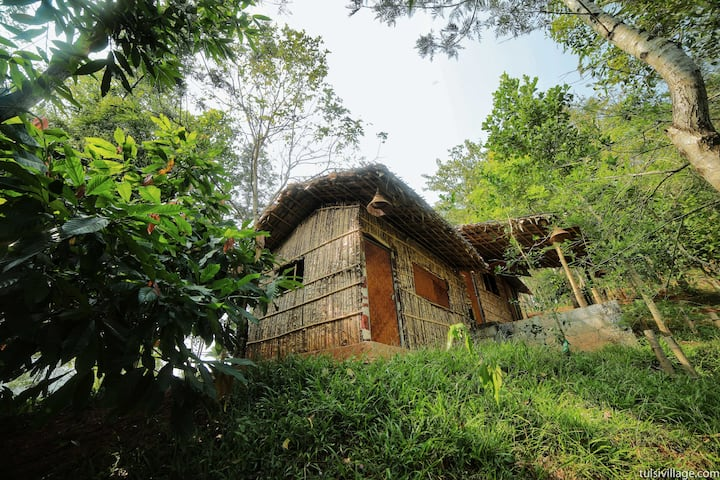 Ethnic Tribal Hut