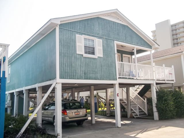 "Cozy ""Sea Mint"" Beach Cottage ~ Apr 17-20 open ~ - Garden City"