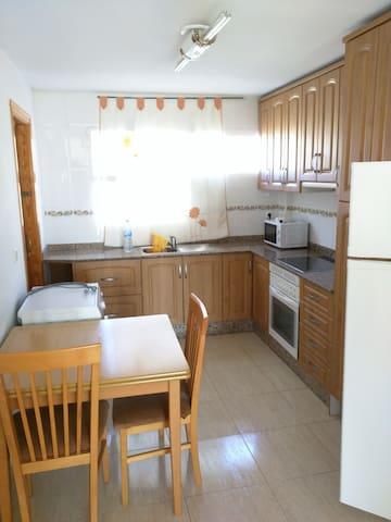 Apartamento 2 dormitorios en Islas Menores - 3ºA - Cartagena - Apartemen