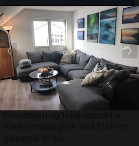 Top floor Fjellhamar