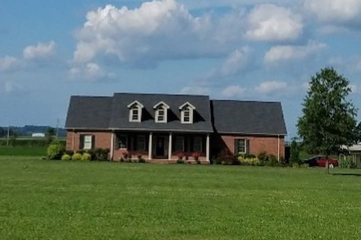 Basement Apartment with a Beautiful, Country View