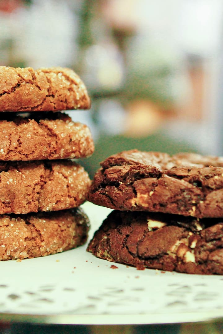 Try half pound cookies