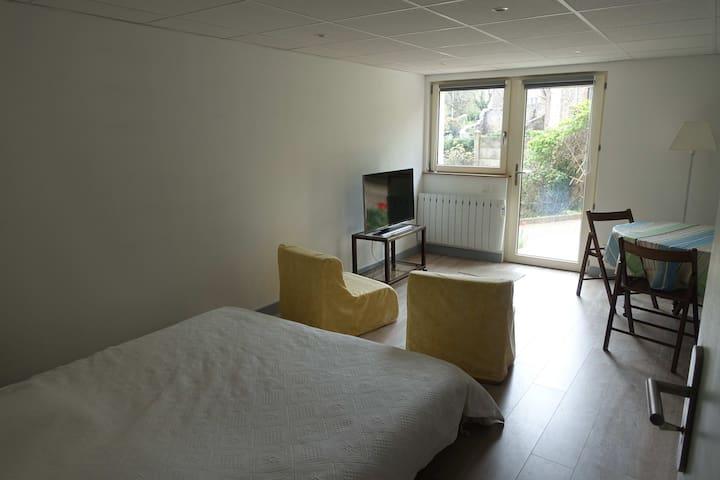 Studio pour 2 pers renové - Saint-Jean-Bonnefonds - Leilighet