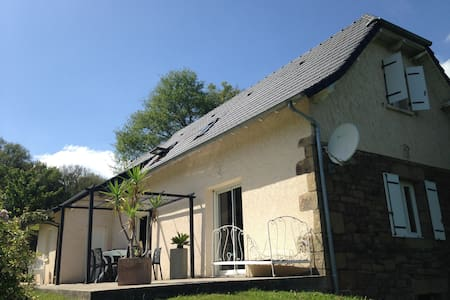 Maison de charme à la campagne - Lanteuil - Haus