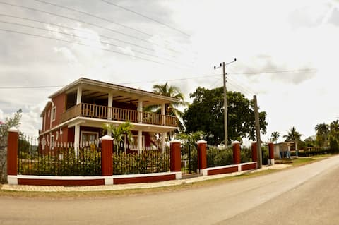 Hosteria - Lodge VISTA HERMOSA Room 1
