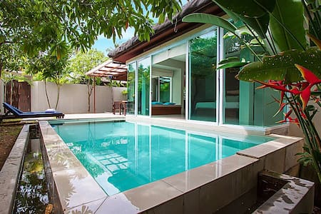 Cozy 2 bed villa near Chaweng Beach - Amphoe Ko Samui - Villa