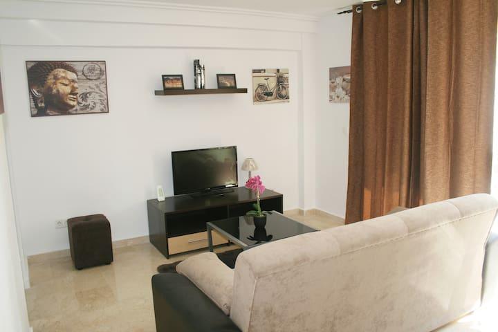Apartamento en Benidorm, Apartment in Benidorm