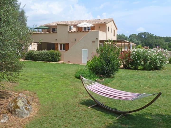 F2 terrasse, jardin, clim, wifi...