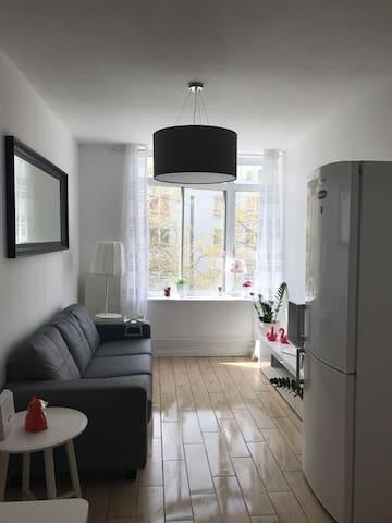 Amsterdam apartment dick - Amsterdam-Zuidoost - Apartment