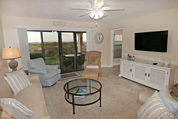 Luxurious, Direct Oceanfront Condo in Beautiful Sea Place Condominiums!  Ground Floor With Easy Access to Pool, Private Boardwalk.  Sea Place 11104