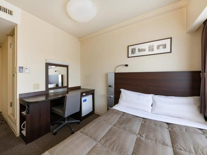The OneFive Okayama / Standard Double Room