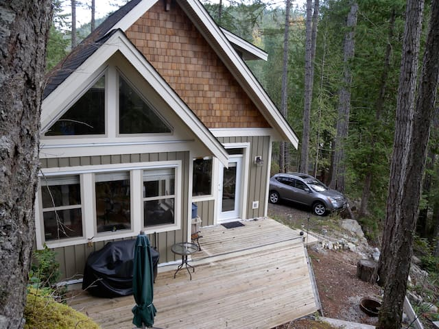 Garden Bay Cottage Retreat - Garden Bay - Kabin