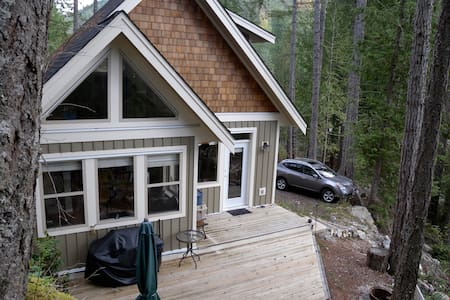 Garden Bay Cottage Retreat - Cabin