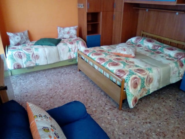 Luminoso piso - Pescara - Apartamento