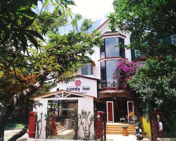 Candy Inn 花园阁楼别墅整栋 - 云南 - Villa