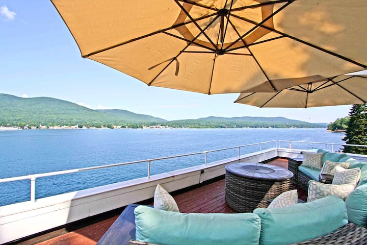 A Lake George estate available for the first time!