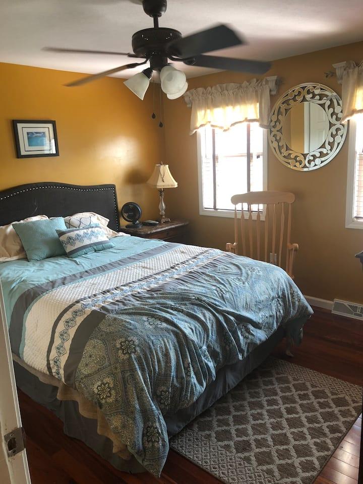 Marissa's private room